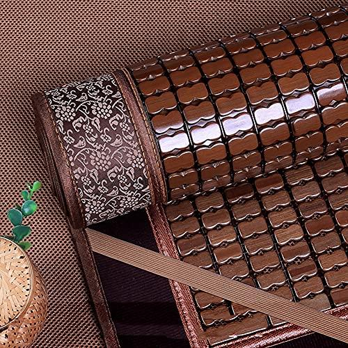 Colchoneta para Dormir De Verano, Colchoneta Refrigerante, Colchoneta Plegable De Bambú para Cama De Estudiante, Colchoneta Refrigerante para Dormitorio Escolar En Casa
