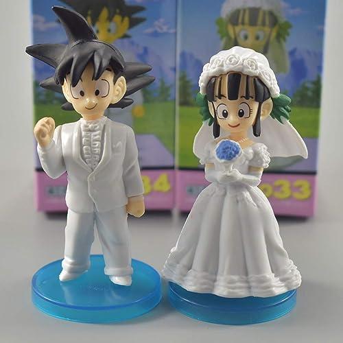 buscando agente de ventas DYHOZZ Estatuilla de Juguete Modelo de Juguete Anime Personaje Regalo Regalo Regalo Adorno Regalo de cumpleaños -8CM Estatua de Juguete  exclusivo