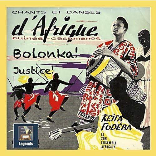 Keïta Fodéba & His African Ensemble