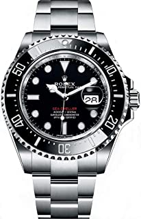 Oyster Perpetual Sea-Dweller 43 mm Ceramic Bezel Stainless Steel Mens Watch 126600BKSO