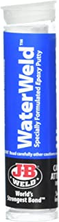 J-B Weld 8277 WaterWeld Epoxy Putty Stick - 2 oz. Pack of 3