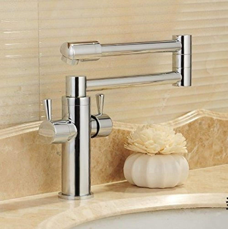 360° redating Faucet Retro Faucetkitchen Faucet golden Luxury Kitchen Sink Faucet