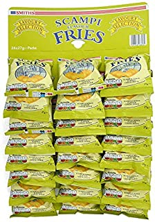 Smiths Scampi Flavour Fries 27g x 10