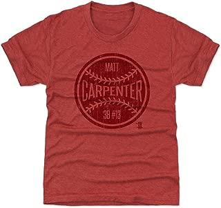 500 LEVEL Matt Carpenter St. Louis Baseball Kids Shirt - Matt Carpenter Ball