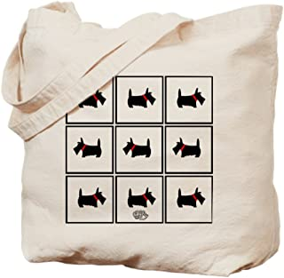 Tropical Pink All Breeds Cherrybrook My Breed Rocks Embroidered Tote Bags