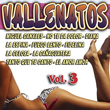 Vallenatos Vol.3