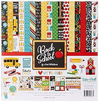 Best school scrapbook paper Reviews