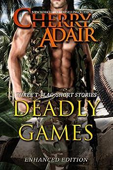 [Cherry Adair]のDeadly Games Enhanced Edition (English Edition)