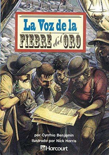 Harcourt School Publishers Trofeos: Blw-LVL: La Voz/Fiebre...G4 La Voz/Fiebre (Trofeos 03)