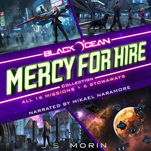 Black Ocean: Mercy for Hire cover art