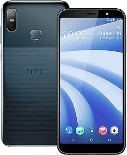 HTC U12 life (2Q6E100) 6.0 inchs with 4GB RAM / 64GB Storage, (GSM ONLY, NO CDMA) Factory Unlocked International Version No-Warranty Cell Phone (Moonlight Blue)