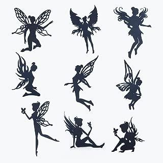 fairy lantern silhouette