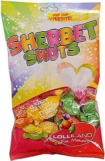 Lolliland Fun Makers Sherbet Shots, 180 g