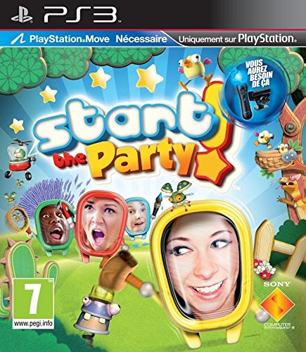 Third Party - Start the Party! Occasion [ PS3 ] - 0711719157076