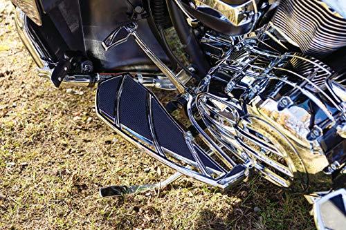 Kuryakyn 5762 Motorcycle Footpegs: Phantom Shift/Brake Peg for Indian, Victory Motorcycles, Chrome, Pack of 1
