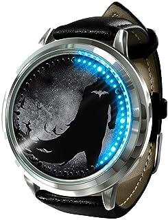 Orologio Batman, orologio analogico da ragazzo Batman con LED impermeabile al quarzo Edizione limitata digitale I migliori...
