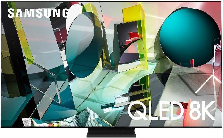 SAMSUNG 75-inch Class QLED Q900T Series Max 64% OFF Columbus Mall Dir Resolution - 8K Real