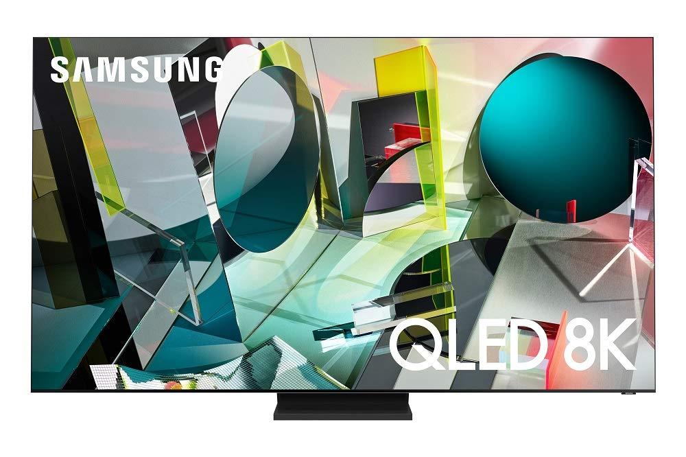 Samsung Q900TS QLED 8K UHD Smart TV con Alexa QN85Q900TSAFXZA 2020: Amazon.es: Electrónica