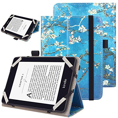 VOVIPO Custodia Universale Compatibile con Ereader da 6 Pollici per kobo Kindle Sony Pocketook Tolino Ereader
