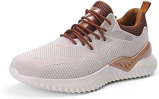 cb3badbf Zapatillas De Deporte Casuales para Hombre Zapatillas De Correr  Transpirables para El Verano Ligero Deportes Al