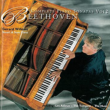Beethoven: Complete Piano Sonatas Vol. 2