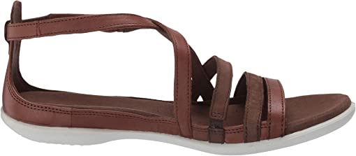 Mahogany/Cocoa Brown Cow Nubuck/Cow Leather