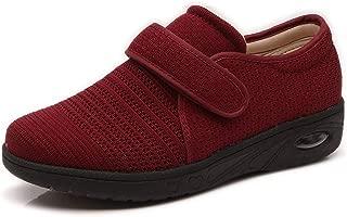 Mei MACLEOD Womens Diabetic shoes006 Athritic Edema Shoes
