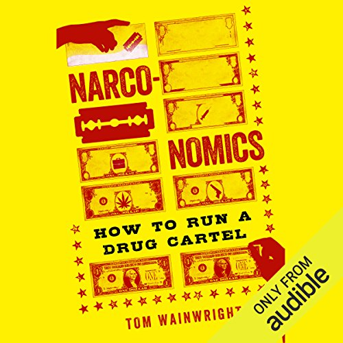 Narconomics audiobook cover art