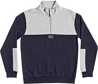 DC Shoes Downing - Half-Zip Mock Neck Sweatshirt for Men ADYFT03248