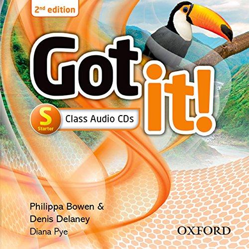 Got It! Starter (+ 2 Class CDs)