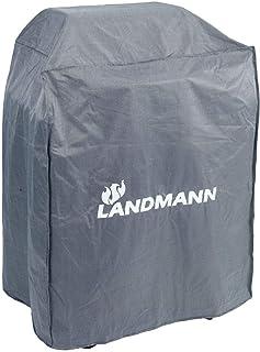 Landmann 15705 60 x 120 x 80 cm Premium Barbecue Cover - Grey