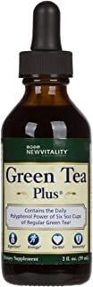 Green Tea Plus – Concentrated Green Tea Extract Supplement. Healthy Metabolism Boost and Natural Energy from Green Tea. Decaffeinated. Immune System Support. Powerful Antioxidants (30 Servings)
