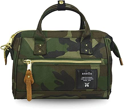 Anello AT-H0851-CAM Boston Backpack, Mini, Camouflage