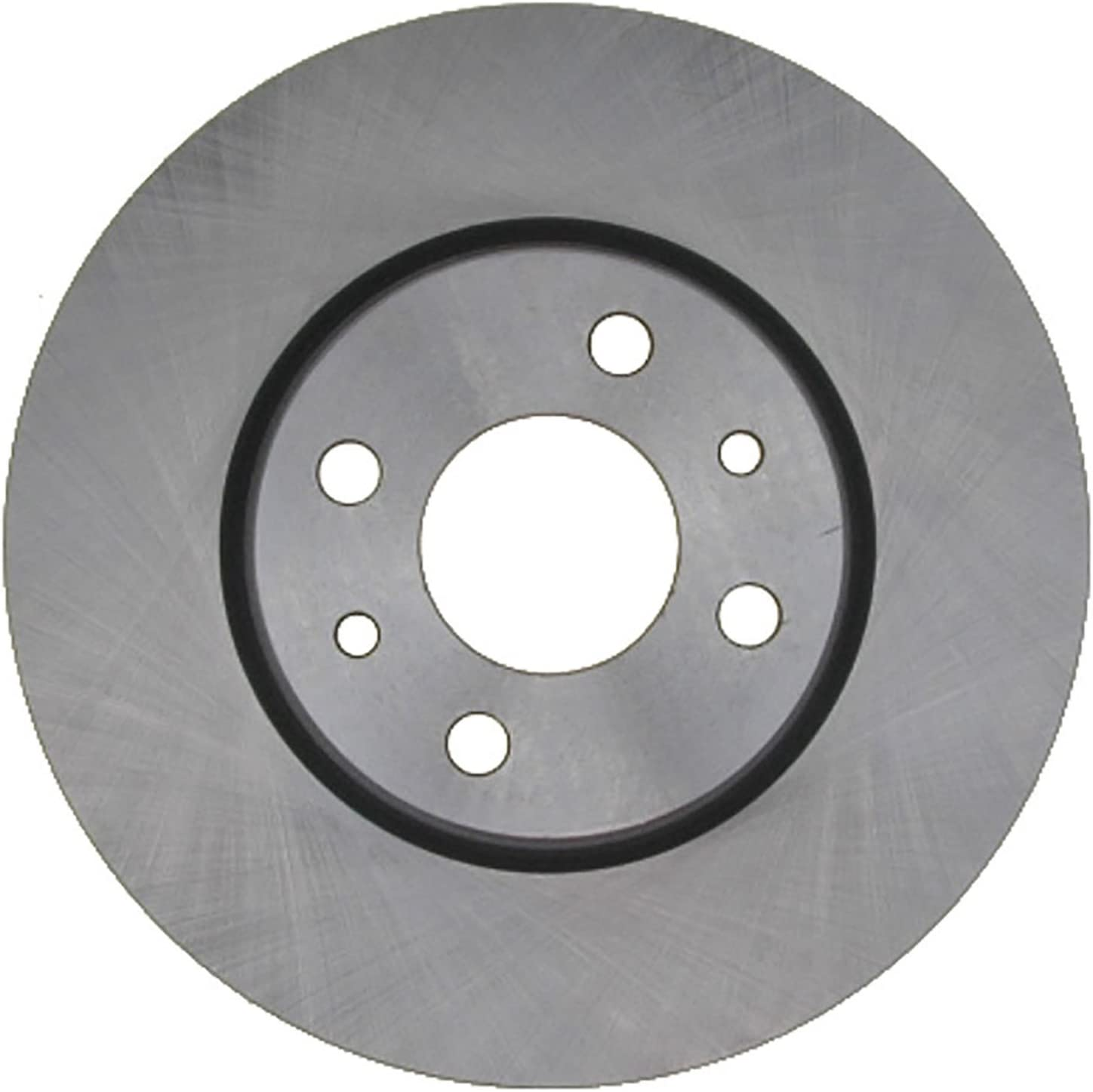 ACDelco Silver 18A2850A Front Rotor Free Shipping New low-pricing Brake Disc