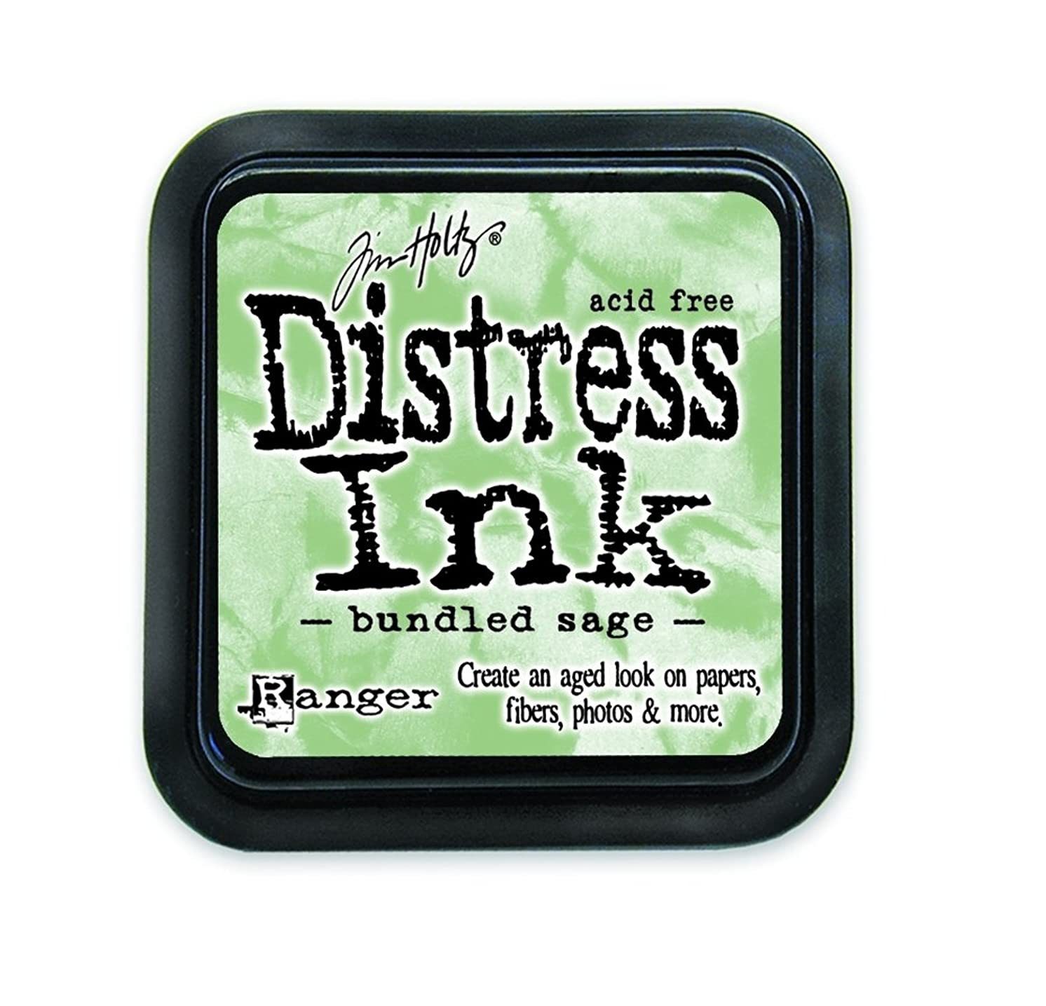 Ranger DIS-27102 Tim Holtz Distress Ink Pad, Sage