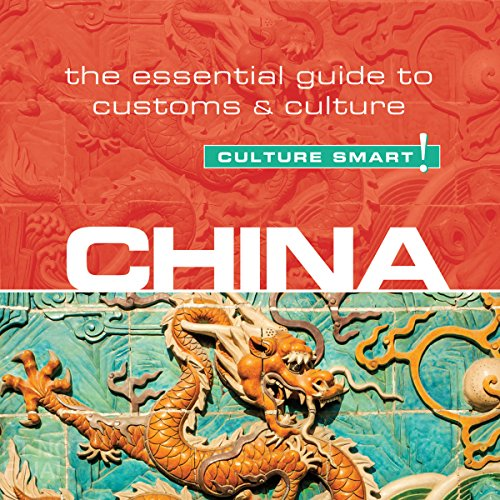 China - Culture Smart! audiobook cover art