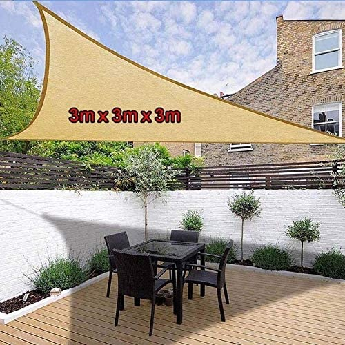 VUFP Outdoor Triangle Sun Shelter Shelters Max 49% Popular shop is the lowest price challenge OFF Awning Canopy Anti-UV