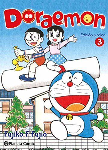 Doraemon Color nº 03/06 (Manga Kodomo)
