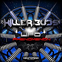 Amazon Music Unlimited Killer Buds Ufo Phenomenon