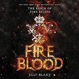 Fireblood cover art