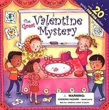 Pom-Pom Sticker Stories: The Great Valentine Mystery