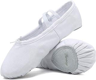 58f5e41a27c7 Amazon.com  Ballet Slippers   Pointe Shoes - Ballet   Dance ...