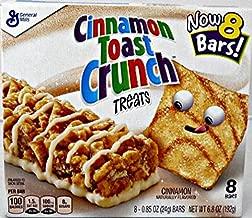 Cinnamon Toast Crunch Treats 8 - 0.85OZ Bars(Pack of 3)