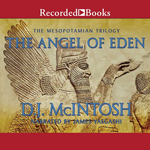 The Angel of Eden audiobook cover art