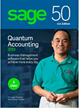 Sage 50 Quantum Accounting Latest Version 5 User - Traditional Business Care