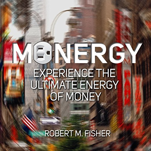 Monergy audiobook cover art