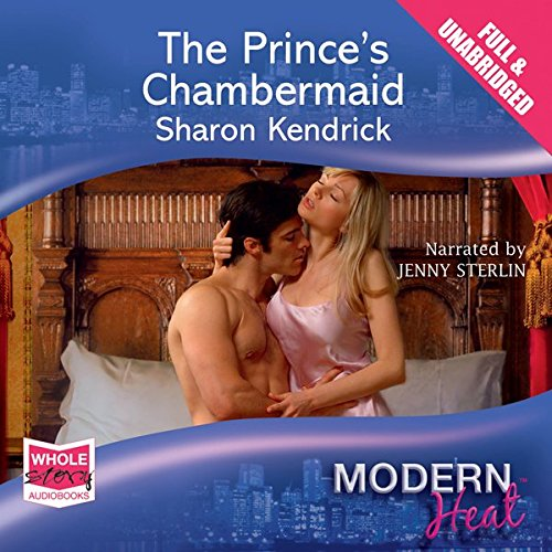The Prince's Chambermaid cover art