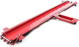 Riel de maniobra para motocicletas de hasta 567 kg de peso Ayuda de maniobra Gatos de maniobra