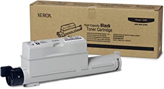 Xerox Phaser 6360 Black High Capacity Toner Cartridge (18,000 Pages) - 106R01221
