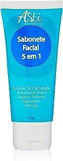 Sabonete Facial 5 em 1, Asti Cosméticos